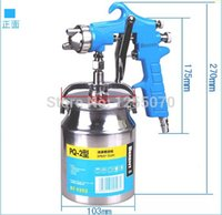 Wholesale Highly quality Pneumatic paint spray gun sparks head airbrush paint gun for furniture paint order lt no track