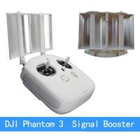 Wholesale for GHz foldable Antenna Signal Range Booster DJI Phantom Inspire Controller Signal Extender