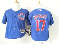 baby s shirt - 30 Teams Toddler Baby Infant Boys Kids Chicago Cubs Jerseys Kris Bryant Jersey NWT Cheap Blue Shirts T T