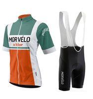bib fashion pants - 2015 cycle jersey Morvelo Cycling Jerseys Roupa Ciclismo Quick Dry Lycra GEL Pad Race MTB Bike Bib Pants and fashion clouthes New style