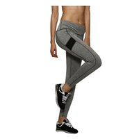Wholesale 2016 New Quick Drying Fitness Trousers Outdoor Women Running Sports Pants Women Elasticity Gym Sport Leggings Capris brje107