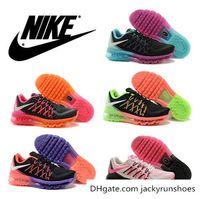 shoe stores - Nike FLYKNIT Air Max Running Shoes Original Women Walking shoes Cheap FLYKNIT Air Max Tennis Jogging Shoes Nike Factory Store Shoe
