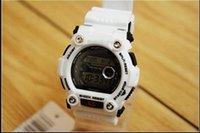 Wholesale 2016 new luxury white G Watch jelly Shocking Sports Watches G7900 Digital Wristwatches g
