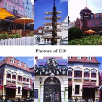 Wholesale DC E10 Digital Camera Mega Pixels COMS sensor mega pixels Cheap Camera E10 For