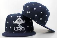 lrg - Dark Blue LRG Snapback Hats Adjustable Fashion Hip Hop Street Snapback Cap Popping snap back Mens sport hats High Quality QH