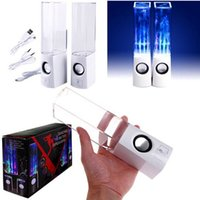Cheap LED water dancing speaker Best water speaker