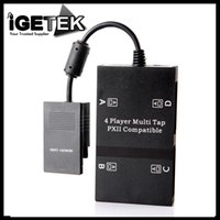 Wholesale Multitap Multi Player Game Adapter For Playstation PS2