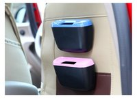 asr car - Colorful Car Rubbish Bin Eco Friendly Car Organizer Suitable for Any Automobile ABS Plastic Material Hot Sale ASR