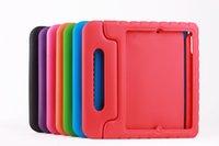apple ipad weight - Kids Light Weight anti Shock Handle EVA Case for iPad