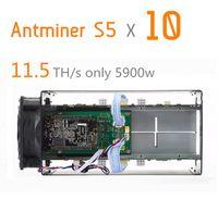 bitcoin - Btc Miner Antminer S5 TH Asic Miner GH Super Bitcoin Miner Better Than Antminer S4 only w