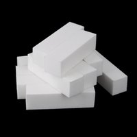 acrylic arts - White Buffer Block Acrylic Buffer Sanding Block Nail Art Care Tips Sanding Files Tool Nail tips H13075