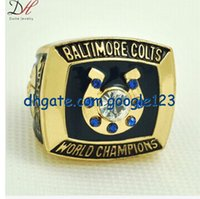 Wholesale fashion movement ring super bowl championship ring male big ring size