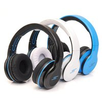 50 cent - SMS Audio SYNC Wired STREET by Cent Headphones Black White Blue Over Ear Wired Headphones