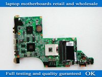 Wholesale for HP Pavilion DV7 DV7 DA0LX6MB6H1 laptop motherboard G Notebook mainboard tested Days Warranty