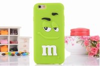 apple iphone mms - For iphone s case MMS chocolate candy rubber silicone cartoon phone cases covers to iphone5