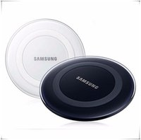Wholesale QI Wireless Charger Charging Pad Wireless transmitter for Samsung Galaxy S6 Edge