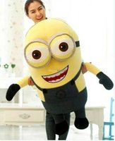 gift for children day - Fancytrader cm Cute Giant Plush D Despicable Me Minion Toy gift for Child Baby FT50028