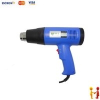 BST-8016 air thermostat - Digital handheld hot air gun welding gun adjustable thermostat heat gun BST