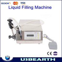 Wholesale GFK Digital Control Liquid Filling Machine