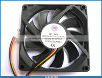 Wholesale 2 Brushless DC Cooling Fan Blade V s Wire