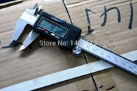Wholesale quot mm Digital Vernier Caliper Micrometer Guage Electronic Accurately Measuring High Precision Stainless Steel
