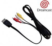 Wholesale AV Cable for SEGA Dreamcast RCA Cable for SEGA DC