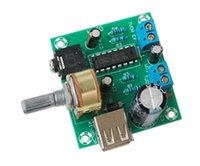 ac amplifiers - AC And DC USB Power Supply PM2038 Power Amplifier Board