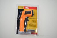 Wholesale New Benetech GM300 LCD Digital Gun Style Infrared Thermometer Pyrometer Laser Point Temperature Meter