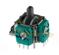 analog joystick potentiometer - 3D Analog Sensor D Analog Axis D Joystick Potentiometer For Playstations PS4 Controller OEM