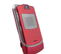 unlocked t-mobile cell phones - Hot V3 Quadband Refurbished GSM CELL PHONE Razr serious AT T T Mobile Unlocked mobile Phone With retail box and accessories DHL
