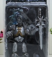arthas lich king - NECA quot CM NECA The Lich King Arthas Menethil PVC Action Figure Collectible Toy