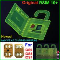 Wholesale R SIM Unlock iphone s CDMA SRPINT AU SB ios9 ios9 G G direct use NO Rpatch RSIM R SIM r sim IOS7 X X