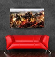 warhammer 40k - Best sale games sticker warhammer k wall decoration poster wall stickers bedroom x50cm x20inch