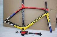 Wholesale Hot sales LOOK frame bicycle frame carbon frame carbon road frame carbon fiber road bike frame sell r5 s5 f8 complete road bike