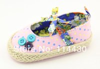 baby odor - Cotton Environmental No odor Pink Baby Girls First Walker Crib Shoes