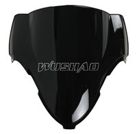 Wholesale Motorcycle Windshield WindScreen For Suzuki GSXR1300 GSXR Hayabusa Black