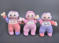 Cheap Retail 30cm Rattles Reborn Baby Dolls Rattles And Rang Pape Reborn Babies Kawaii Baby Toys For Birthday Gift High Quality Baby Reborn Doll