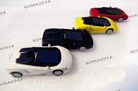 Wholesale Smallest Solar Power Racing Car Mini solar toys solar energy toys