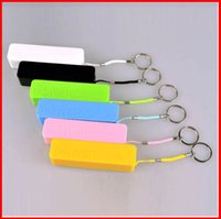 backup rings - Customized LOGO Key ring perfume Power bank mAh Power Bank powerbank mah bateria External Backup Battery