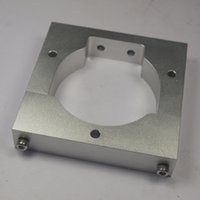 Wholesale Openbuilds OX CNC machine parts Shapeoko router DW660 Spindle Mount aluminum alloy top quality