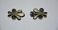 Wholesale CHINESE STYLE FASTENER Butterfly