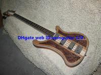 bass sculpture - 4003 Bass string Bass Guitar wood Manual sculpture Electric bass colored VOS Speical Offer