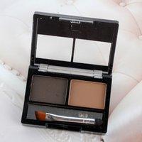 best eyebrow powder kit - Best Selling high quality Natural Eyebrow Powder Shading Kit Eyebrow Powder Palette Cosmetic Kit Hot