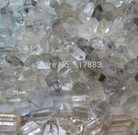 aluminum granules - Natural White crystal pillar festoon nunatak granule crystal healing