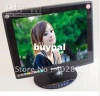 Wholesale 14 inch computer LCD monitor with TV021a