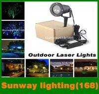 ac lasers - Outdoor IP65 waterproof Laser stage light elf light christmas lights outdoor laser lighting projector red green firefly light projector