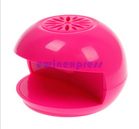 air blowers fans - Cute Eco Friendly Hand Finger Toe Nail Art Tip Polish Durable Blower Dryer Fan Quickly Dries Wet Nails