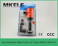 Wholesale High quality V GPH Marine bilge pump GPH Drainage pump