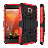 Wholesale Hybrid Robot Case for Motorola Moto X Heavy Duty Durable TPU PC Case For Samsung S6 Edge Note iPhone edge S HTC M9