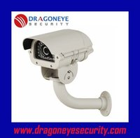 Waterproof / Weatherproof China (Mainland) DragonEye Security 600TVl Vehicle License Plate Camera with high video resolution, specifically designed for Vehicle Number Plate Shooting